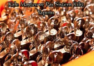 Kale Master Sistem Anahtar