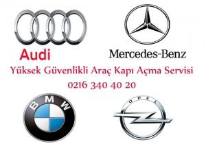 Bmw Mercedes Opel Audi Çilingir kapı Açma