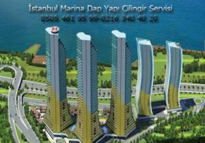 İstanbul Marina Dap Yapı Kartal Projesi Çilingir